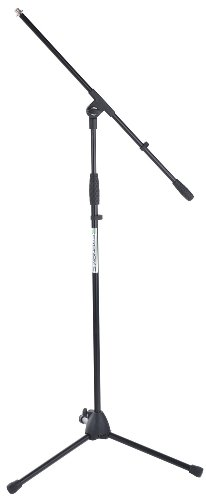 Pronomic MS-116 Mikrofonständer mit Galgen schwarz