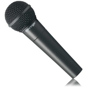 Behringer Ultravoice XM8500 Dynamisches Gesangsmikrofon mit Nierencharakteristik - 2