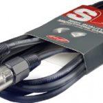 Mikrofonkabel High Quality - 3 Meter - 1x XLR Male - 1x XLR Female - 1