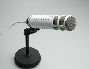Rode Podcaster Dynamisches Großmembranmikrofon mit USB-Anschluss für Mac und PC - 5